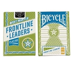 2019 Post 9/11 Frontline Leaders Playing Cards