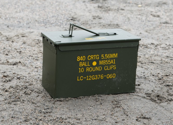 CleanAmmoCans.com Explains the Grades of Military Surplus Ammo Cans
