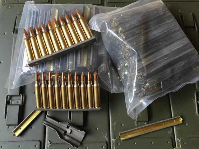 How and Why to Use Stripper Clips to Load AR15 Magazines
