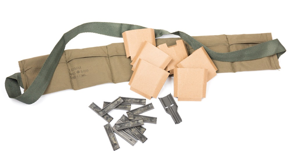 .308 Stripper Clip and Bandolier Repack Kits for the M14/M1A Rifles now in stock!