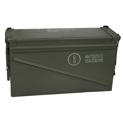 PA-120 40mm Ammo Cans Back in Stock