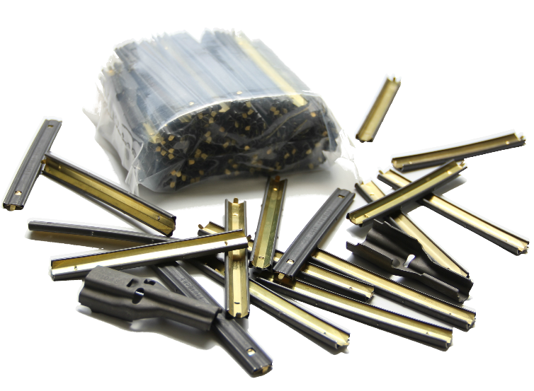Details about  /100 5.56 .223 USGI Stripper Clips Once Used W//Speed Loaders