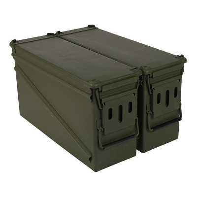 2 Pack - New PA-120 40MM Ammo Cans