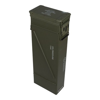 PA-154 120mm Mortar Surplus Ammo Can